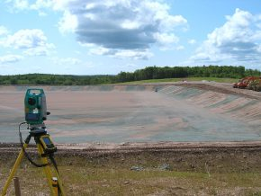 DeLorey Land Services: Guysborough Landfill