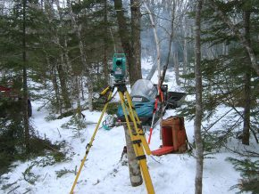 John DeLorey Land Surveyors: Commercial Projects